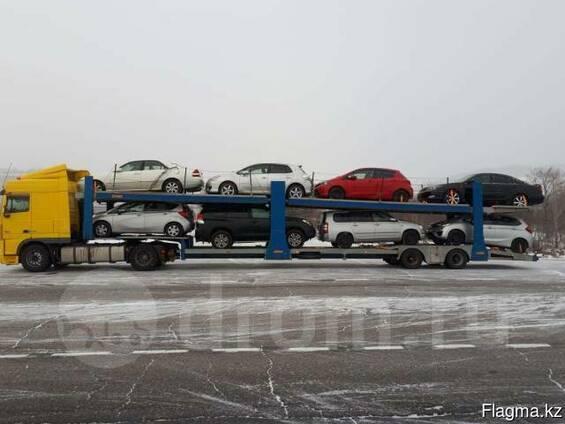 Транспортировка автомобилей по Казахстану Автовозами