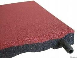 Травмобезопасное резиновое покрытие - фото 3