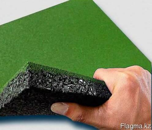 Травмобезопасное резиновое покрытие