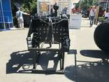 Трехточечная навеска на трактор Buhler Versatile 2375 - фото 2