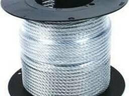 Трос стальной диаметр 15 в Караганде