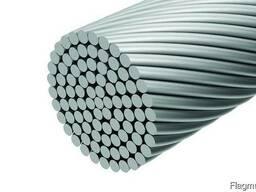 Трос стальной, канат стальной ГОСТ 2688-80, ГОСТ 3077-80.