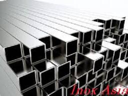Труба нержавеющая квадратная AISI 201(12Х15Г9НД)