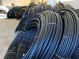 Трубы для напорного водоснабжения из полиэтилена