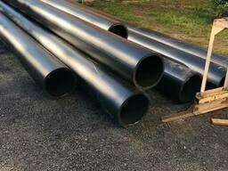 Трубы для напорного водоснабжения из полиэтилена - фото 5
