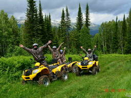 Rounds on the Buggy, ATV, Enduro, Snowmobiles