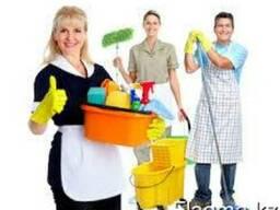 Уборка помещений (клининговые услуги)