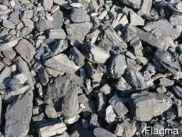 Уголь марки Б 0-50