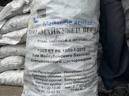 Уголь в мешках Майкуба фракция 40-80