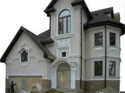 Укладка и ремонт фасадов