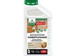 Универсальный антисептик для древесины (пропитка для дерева)