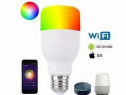 Управляемая лампа RGB по Wi-Fi через смартфон