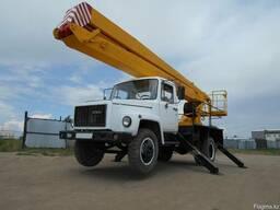 Услуги автогидроподъемника АГП (автовышка) 22 м.