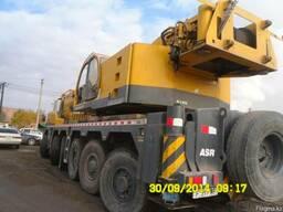 Услуги автокрана, грузоподъемностью 160 тонн - фото 2