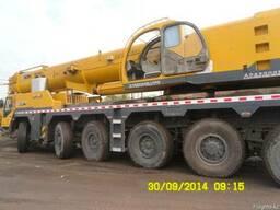 Услуги автокрана, грузоподъемностью 160 тонн - фото 3