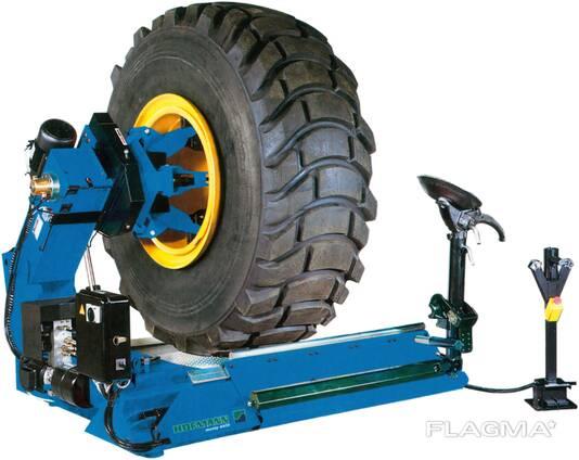 Услуги грузового шиномонтажа в Актау