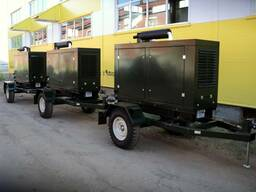 Услуги и аренда дизельного генератора