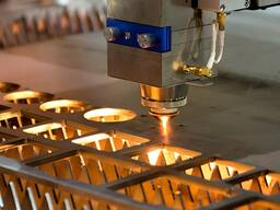 Услуги ларезной резки металла