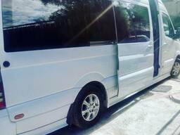 Услуги микроавтобуса в алматы