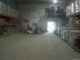 Услуги ответственного хранения товаров на складе в Алматы.