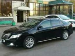 Услуги VIP такси Toyota Camry50