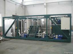 Установка для производства модифицированного битума.