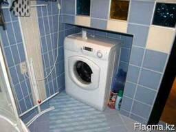 Установка и подключение стиральных и посудомоечных машин ст - фото 1