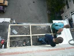 Установка и ремонт кровли на лоджиях и балконах - фото 3