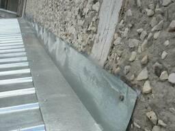 Установка и ремонт кровли на лоджиях и балконах - фото 5
