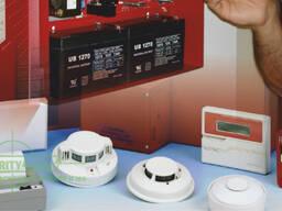 Установка , монтаж и обслуживание пожарной сигнализации