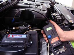 Выявление газовой утечки на авто