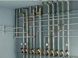 Устройство инженерных сетей ОВ отопление и вентиляция