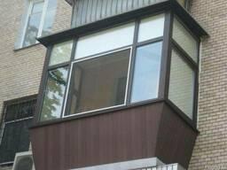 Утепление балконов под сайдинг