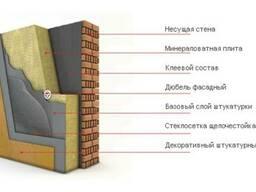 Утепление и отделка фасадов зданий