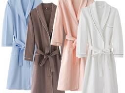Вафельные халаты Турция опт и розница