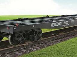 Вагон-платформа, модель 13-9599
