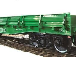 Вагон-платформа универсальная, модель 13-9990-02