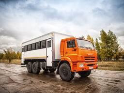 Вахтовые автобусы Камаз