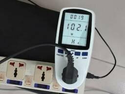 Ваттметр вольтметр амперметр для сети 220В W3600