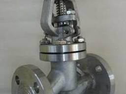 Вентиль стальной Ру 25 15c18нж(15с18р)
