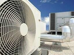 Вентиляция! Проектирование, монтаж и пусконаладка вентиляции
