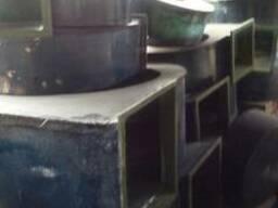 Вентиляторы промышленные и Вентиляционные системы.