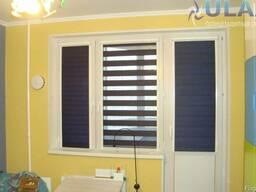 Вертикальные жалюзи от 1850 тг, рулонные шторы, римские штор