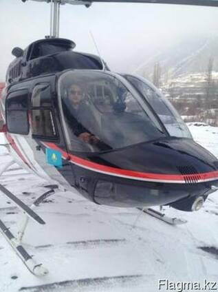 Вертолет Eurocopter EC130 (5 мест), прокат по Астане