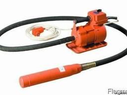 Вибратор глубинный ИВ-116 (1,4 кВт/42В – 32/38 мм - 3 м)