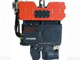 Вибропогружатель DPD300B для экскаваторов массой 18-25 тонн.