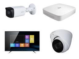 Видеонаблюдение, камера, регистратор