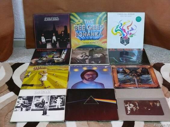 Виниловые пластинки LP (Original)