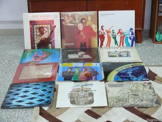 Виниловые пластинки LP (Original) 24 шт.