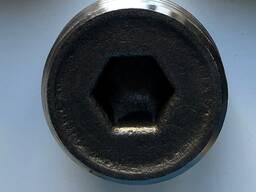 Винт обсадной трубы